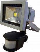 Reflektor LED-10W s čidlem 3500K