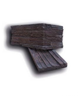 VIKO Rohovka LÁVA | marrone, nero
