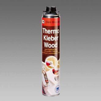 Thermo Kleber Wood Den Braven 750 ml žlutá