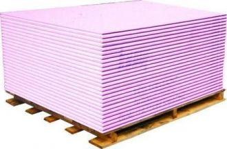 Sádrokartonová deska GKF 12,5x1250x2000 mm