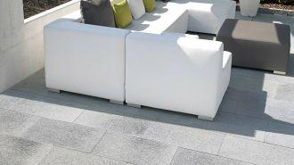 SEMMELROCK Umbriano dlaždice   granit béžová, granit šedobílá