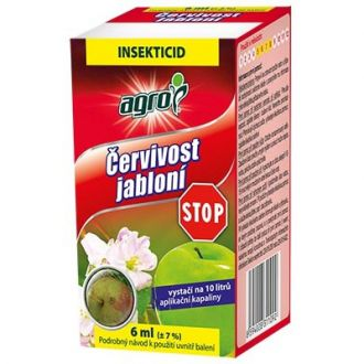 AGRO Červivost STOP 6 ml
