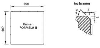 CS BETON Velkoplošná dlažba FORMELA II.