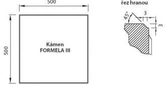 CS BETON Velkoplošná dlažba FORMELA III.
